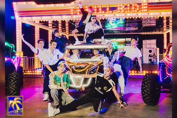 Neue Single von The Boyz erscheint nächsten Monat
