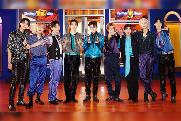 NCT 127 정규 3집 오늘 발매…선주문량 106만장 기록