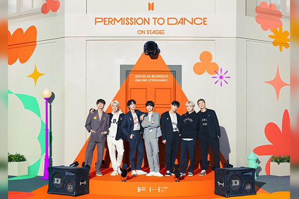 BTS tổ chức concert trực tuyến vào ngày 24/10