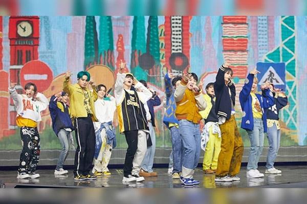 세븐틴, 내달 온라인 콘서트 '파워 오브 러브' 개최