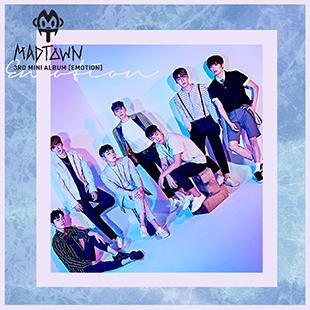 Третий мини-альбом группы 'MADTOWN'