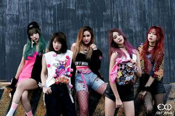 EXID lanzará su primer álbum de larga duración en junio