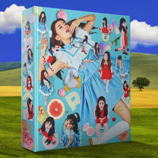 Четвётрый мини-альбом гёрлз-группы 'Red Velvet'