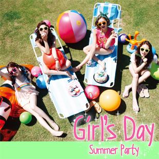 Группа 'Girl's Day' представила сезонный альбом