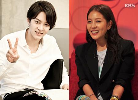 Yunho dari TVXQ diduga sebagai mak comblang dari pasangan Boa dan Joo Won