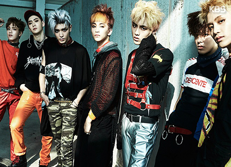 NCT127 Tidak Menampilkan 'Cherry Bomb' di Music Bank