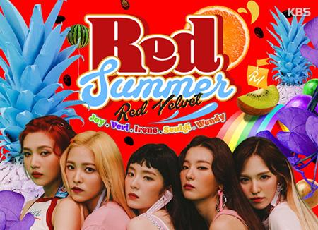 Red Velvet Konser Solo Perdana