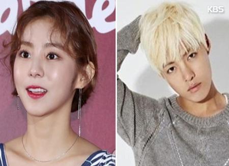 UEE 'ex. After School' Berpacaran dengan Kangnam