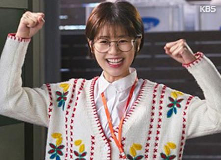 Aktris Jung Somin Pindah Agensi