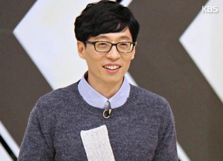 Yoo Jaesuk Menyumbang Untuk Korban Gempa Pohang