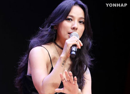 Lee Hyori Keluar dari Agensinya