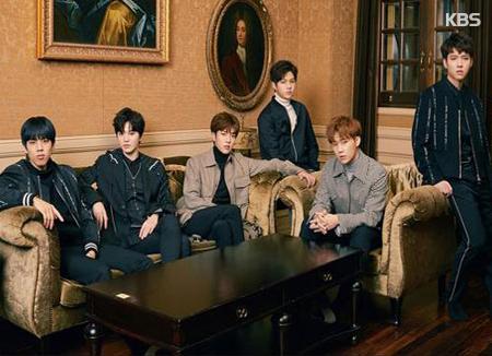 INFINITE kembali dengan 6 anggota