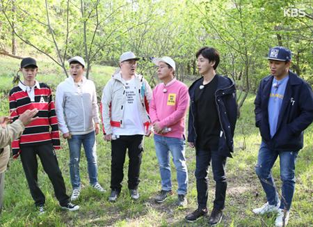 KBS2 '1 Night 2 Days' mendapat rating tertinggi dalam 11 bulan