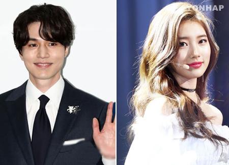 Putus dari Lee Minho, Suzy pacaran dengan Lee Dongwook