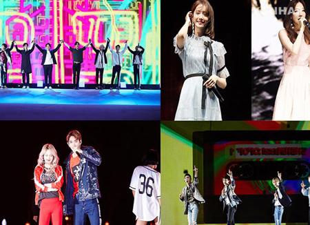 Konser pertama SMTOWN di Dubai sukses besar