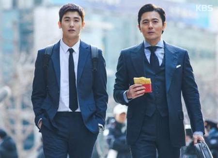 KBS新ドラマ『スーツ』 視聴率1位をマーク