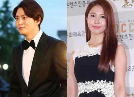 BoA チュウォンとの交際を認める「共通の趣味で親密に」