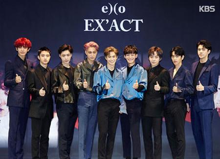 EXO ソウル歌謡大賞で4年連続の大賞