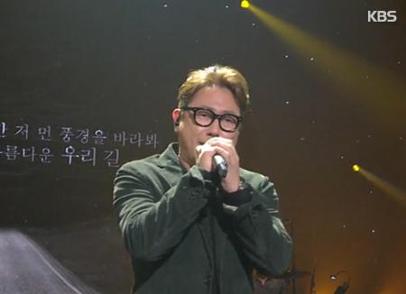 ユン・ジョンシン Wanna Oneを抑えてチャート1位
