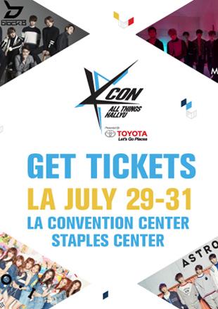 Mitwirkende der KCON 2016 in LA bekannt gegeben