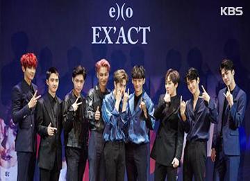 EXO will ihr drittes Solokonzert veranstalten