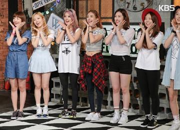 Quelques groupes de k-pop attirent les regards grâce à leurs noms en coréen