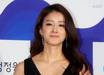 Schauspielerin Lee Si-young in einer Beziehung
