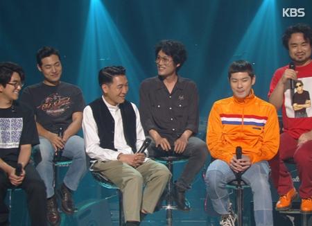 Jang Ki-ha et les visages en tournée nord-américaine