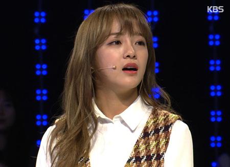 Kim Se-jeong est considérée comme la plus courageuse parmi les membres de girls bands