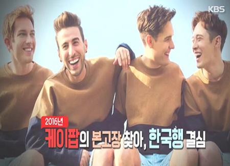CNN beleuchtet die K-Pop-Gruppe EXP Edition