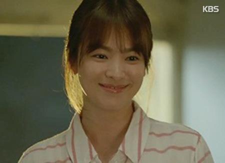 سونغ هي كيو العروس المستقبلية لسونغ جونغ كي تتبرع بـ100 مليون وون