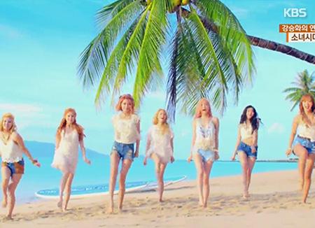 Die vergangenen zehn Jahre von Girls Generation