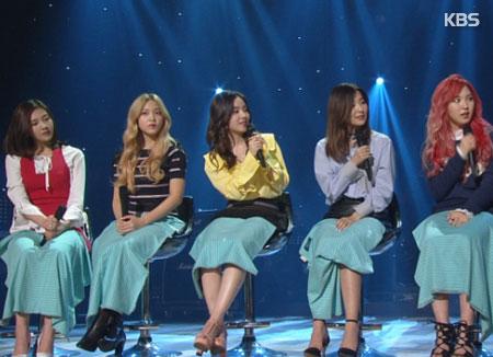 Red Velvet, un girls band sans rival au niveau de la reconnaissance