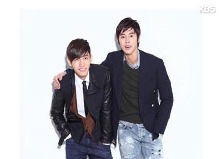 TVXQ kehrt wieder als Gruppe zurück