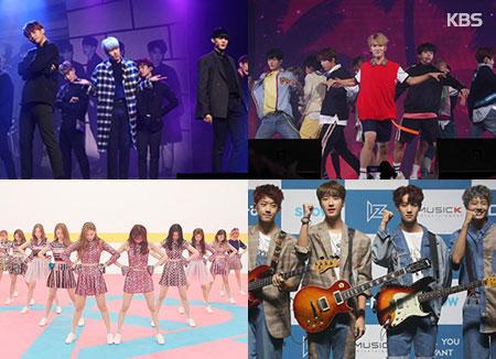 Qui sont les « petits frères et petites sœurs » de groupes d'idoles célèbres ?
