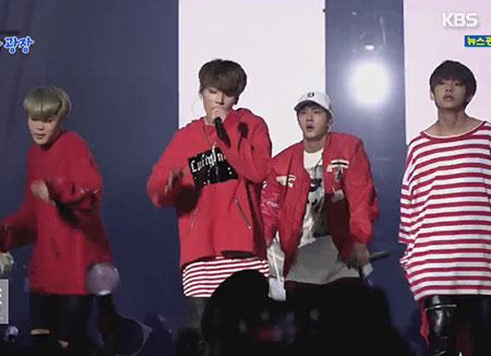 BTS va se produire sous un dôme japonais pour la première fois depuis ses débuts