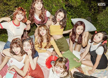 Billboard: Twice sind SNS-Königinnen