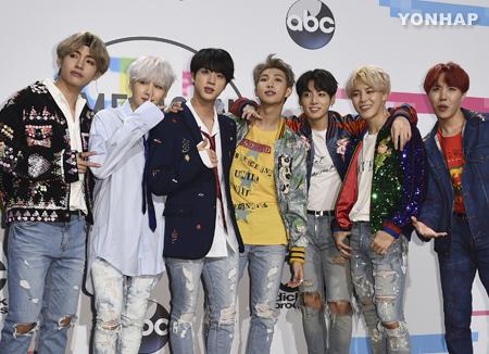 BTS treten in mehreren berühmten US-Shows auf