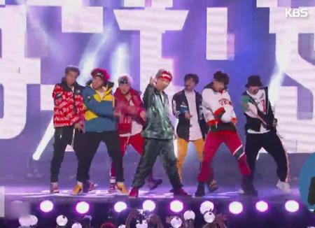 Bangtan Boys schaffen es erneut in die Billboard 200