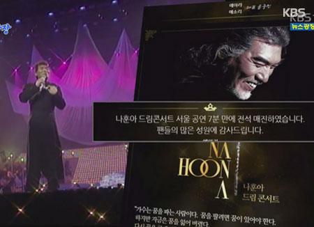 Bilan 2017(IV) : Na Hoon-ah est retourné sur scène après 11 ans d'absence