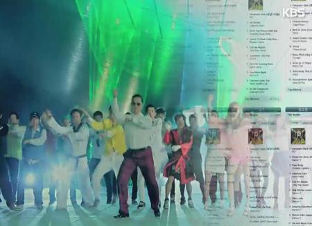 """Pys """"Gangnam Style"""" wurde auf YouTube 3 Milliarden Mal gesehen"""