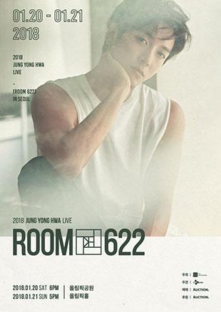 Jung Yong-hwa von CNBLUE gibt Solo-Konzert