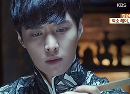 Lay d'EXO jouera dans une série télévisée avec Tang Wei