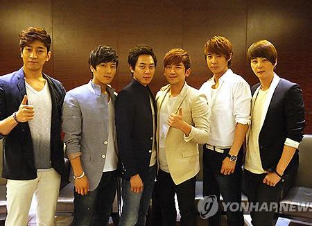 Shinhwa célèbre cette année le 20e anniversaire de ses débuts