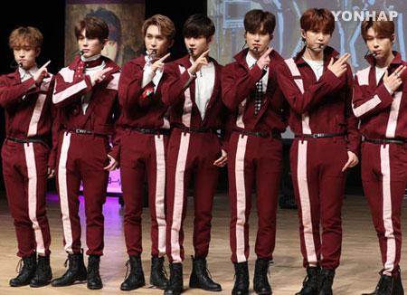 Le nouveau groupe sud-coréen Target se produira au festival de Sapporo