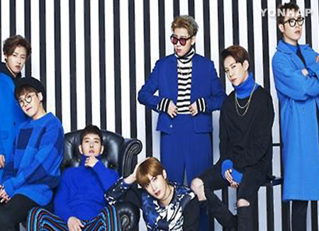 """Shall we dance"" mit Block B"