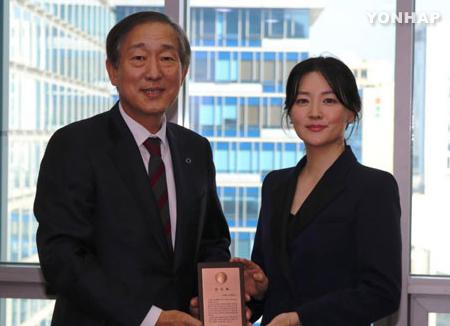 Schauspielerin Lee Young-ae spendet 100 Millionen Won für Krankenhaus-Stiftung