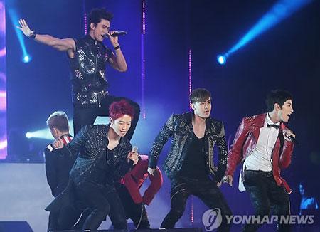 JYP est devenue la deuxième grande agence de promotion, devançant YG