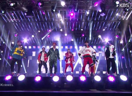 BTS freut sich über hohes Spendenaufkommen