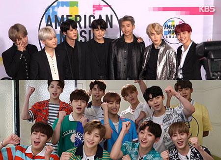 BTS, un boys band sans rival en termes de reconnaissance
